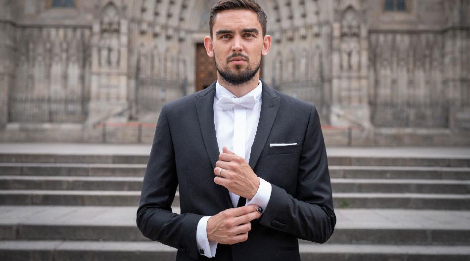 Dress code Black Tie & White Tie