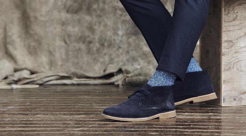 Aké ponožky sa nosia do obleku?