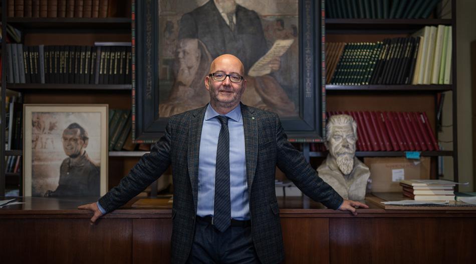 Egyptolog Miroslav Bárta - rozhovor s ambasádorom značky Blažek