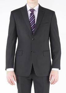 Obklekové sako formal regular, farba sivá