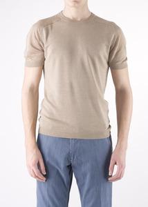 Pánsky sveter  regular, farba béžová