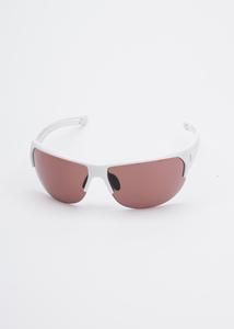 Slnečné okuliare sport regular, farba biela