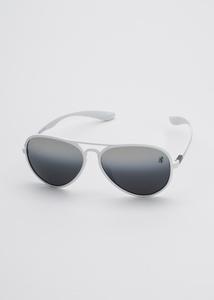 Slnečné okuliare informal regular, farba biela
