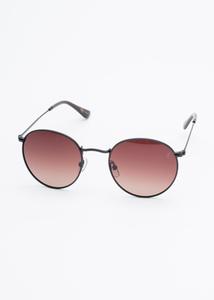 Slnečné okuliare informal regular, farba sivá, čierna