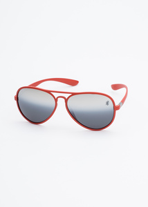 Slnečné okuliare informal regular, farba červená