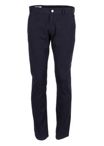 Nohavice  informal slim, farba čierna