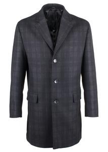 Plášť formal regular, farba čierna