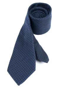 Kravata formal regular, farba modrá
