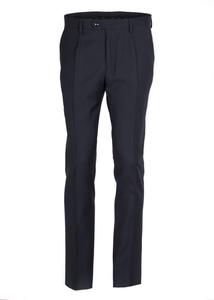 Nohavice  formal slim, farba čierna