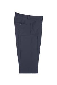 Pánske nohavice  formal slim, farba čierna