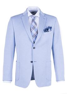 Pánské sako formal regular, farba modrá