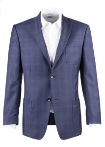 Pánske sako formal , farba modrá