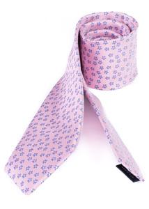 Kravata informal , farba růžová