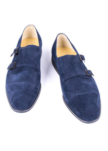 Obuv  informal , farba modrá