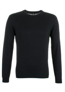 Sveter formal regular, farba čierna