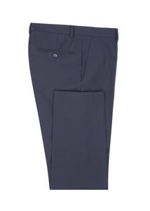 Pánske nohavice formal regular, farba čierna