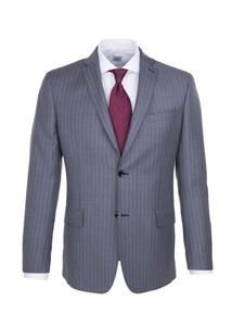 Pánske oblekové sako formal , farba sivá