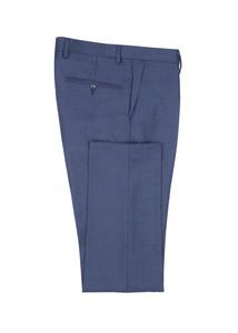 Pánske nohavice formal , farba modrá