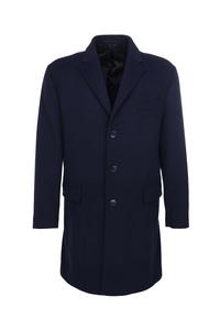 Plášť formal , farba modrá