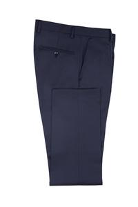 Pánske oblekové nohavice formal , farba čierna