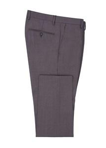 Pánske oblekové nohavice formal , farba hnedá