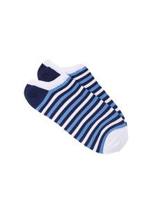 Ponožky informal , farba modrá