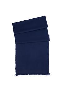 Šál Blažek Jeans , farba modrá