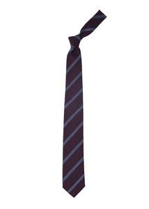 Kravata informal , farba vínová