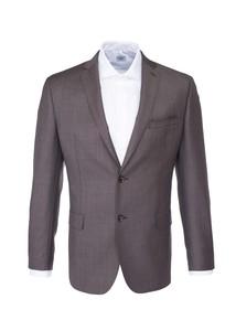 Pánske oblekové sako formal , farba hnedá