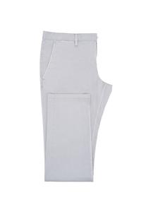 Pánske nohavice casual , farba sivá