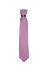 Kravata formal , farba růžová