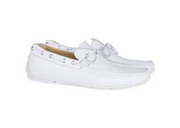 Pánska módna obuv  casual , farba biela
