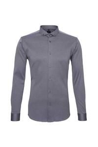 Pánska košeľa informal , farba hnedá