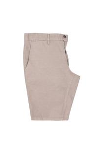 Pánske krátke nohavice casual , farba hnedá