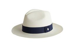 Pánsky klobúk informal , farba biela