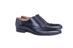 Pánska módna obuv  informal , farba čierna