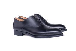 Pánska módna obuv formal , farba čierna