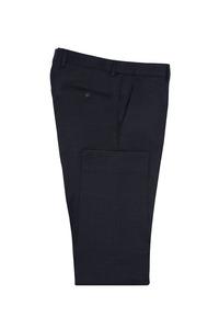 Pánske oblekové nohavice formal , farba tmavě šedá