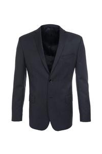 Pánske sako formal , farba sivá