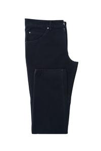 Pánske nohavice informal , farba čierna