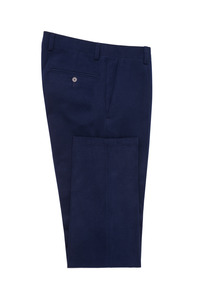 Pánske nohavice informal , farba modrá