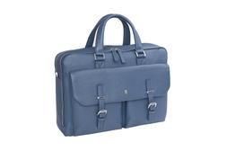 Pánska taška  , farba modrá