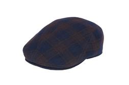 Pánska čiapka  , farba hnedá, modrá