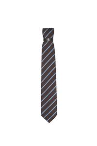 Kravata informal , farba hnedá