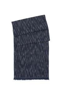 Pánsky šál informal , farba čierna