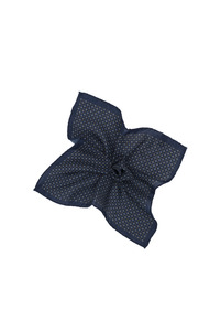 Vreckovka formal , farba modrá