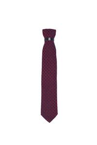 Kravata formal , farba červená
