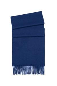 Pánsky šál informal , farba modrá