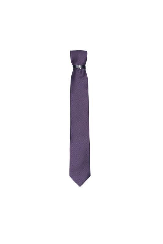 Kravata formal , farba fialová