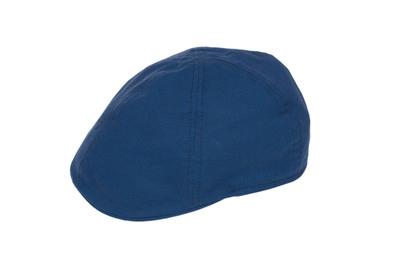 Pánska čiapka casual , farba modrá